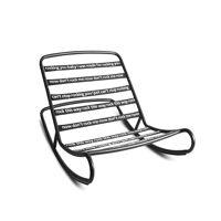 fatboy - rock 'n' roll lounge chair, schwarz