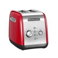 kitchenaid - toaster kmt221, 2 scheiben, empire rot