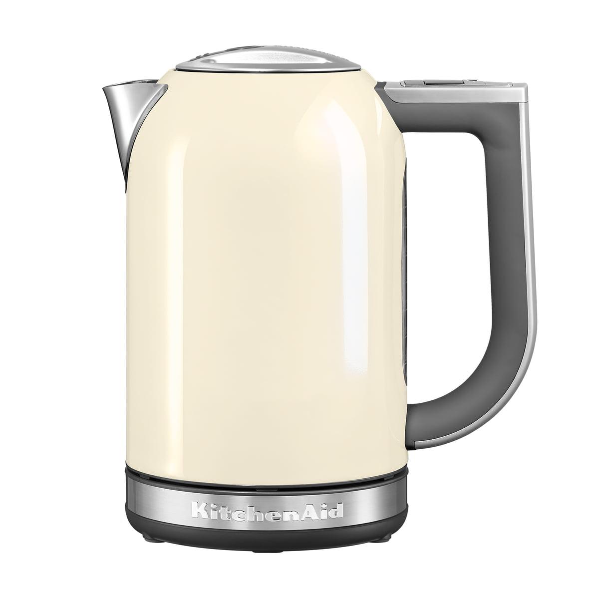 KitchenAid - Wasserkocher 1,7 l (5KEK1722), crème