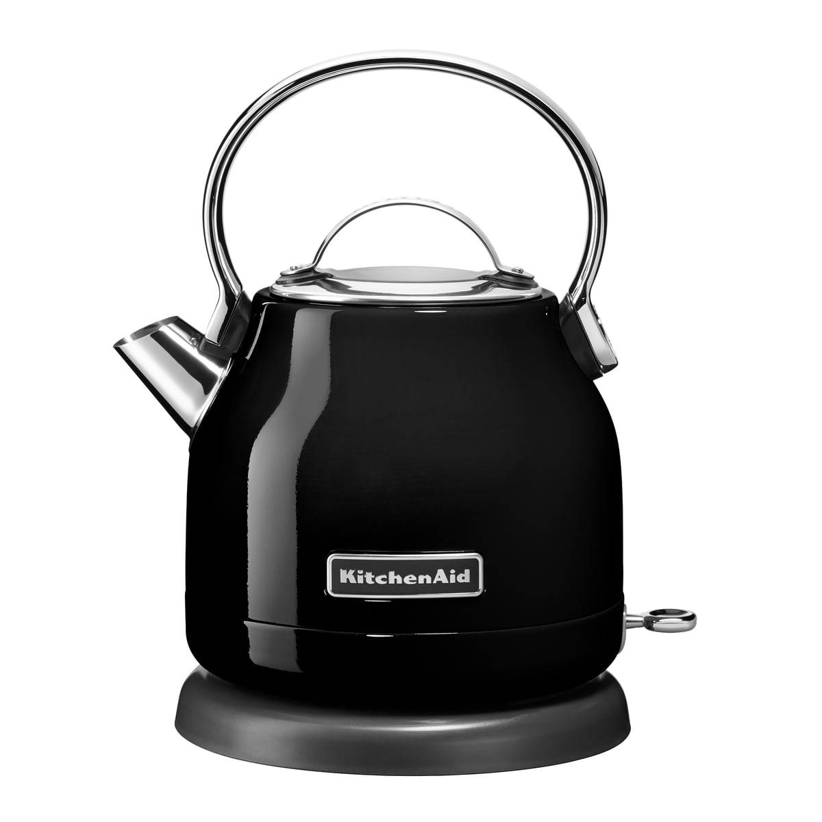 KitchenAid - Wasserkocher 1,25 l (5KEK1222), onyx schwarz