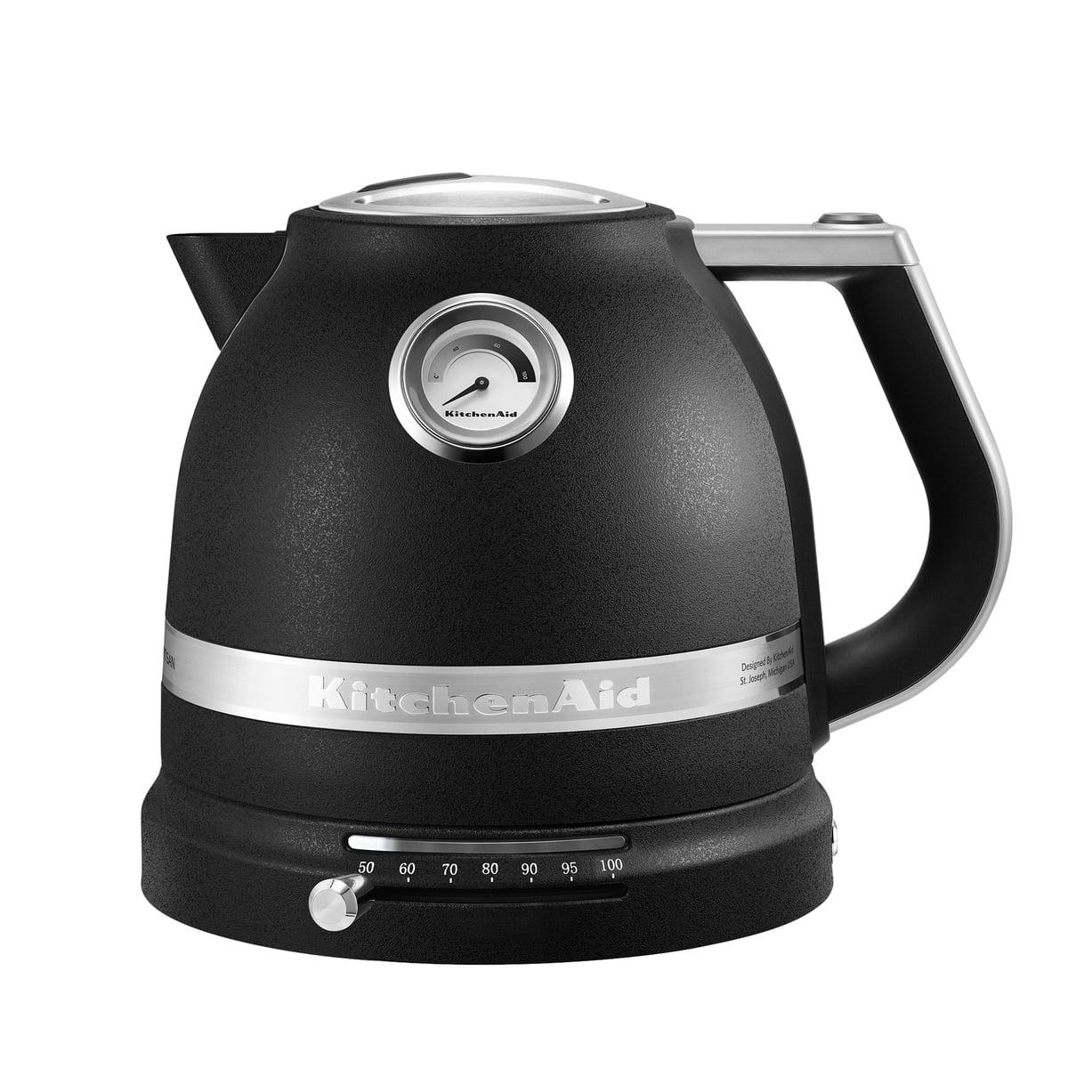KitchenAid - Artisan Wasserkocher 1.5 l, gusseisen schwarz
