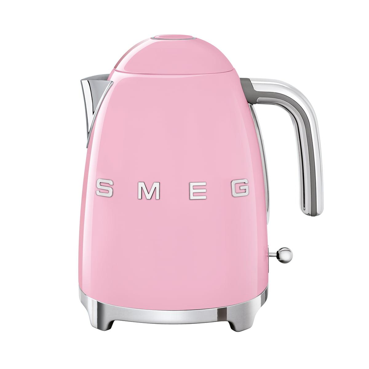 SMEG - Wasserkocher 1,7 l (KLF03), cadillac pink