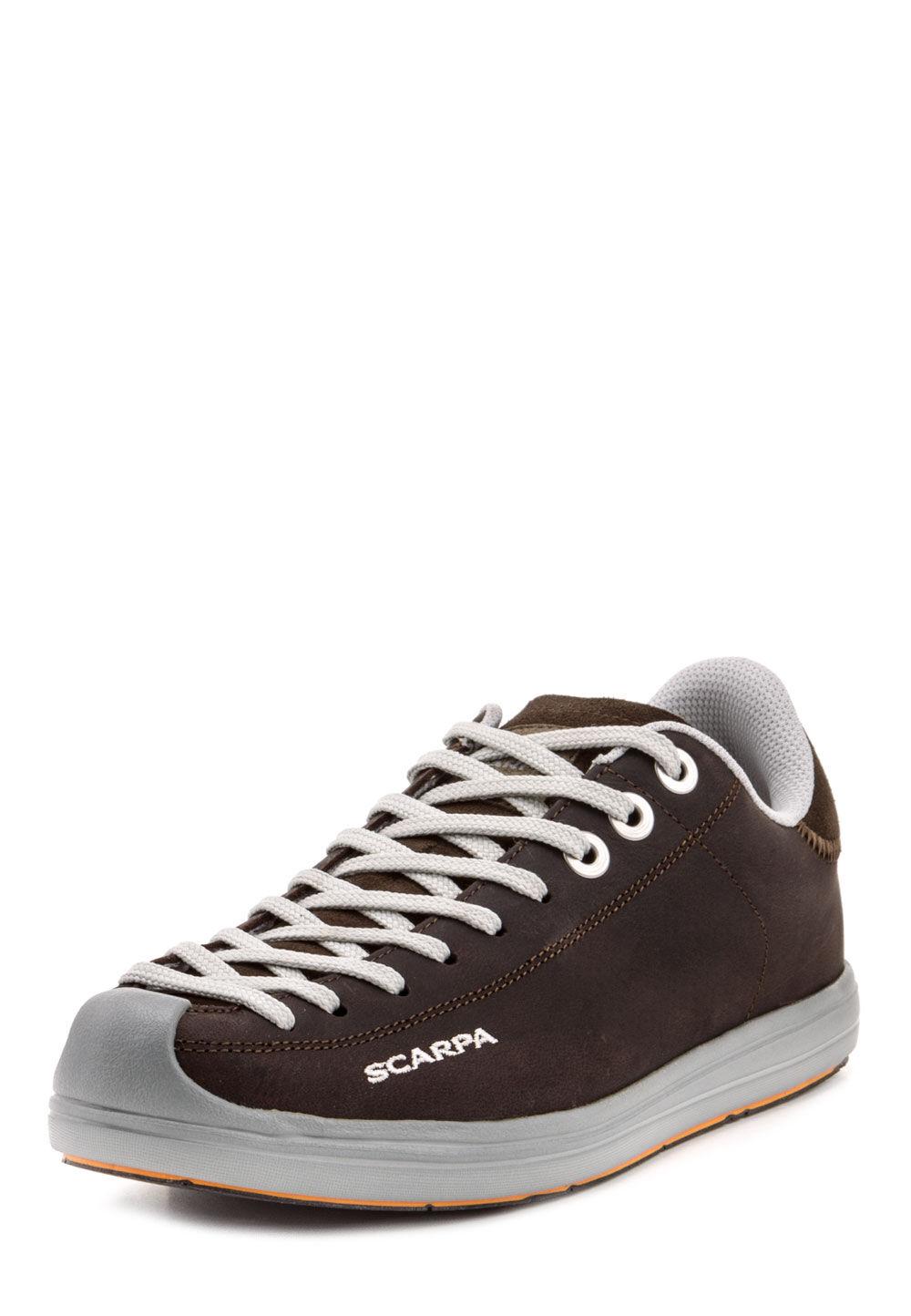 Scarpa Sneaker Visual, Leder, dunkelbraun