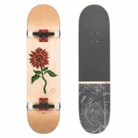 globe skateboard globe g2 bloom natural