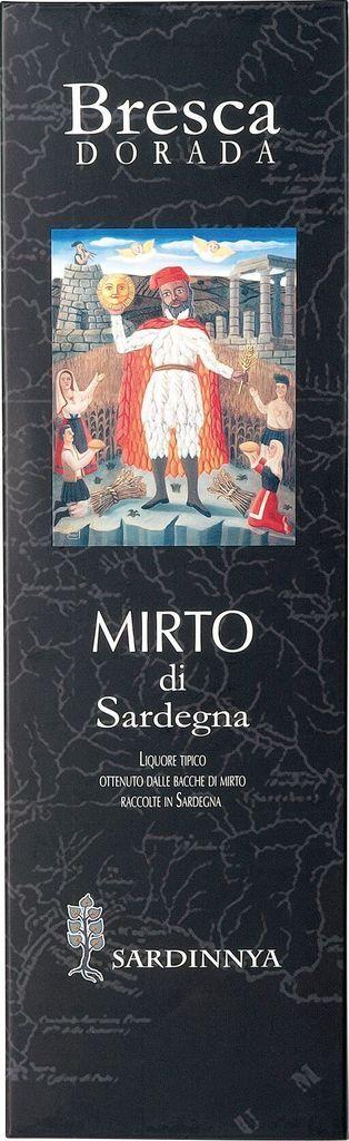Bresca Dorada Mirto Rosso di Sardegna  Bresca Dorada