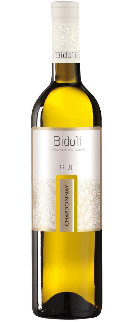 Margherita & Arrigo Bidoli Bidoli Vini Chardonnay Grave Del Friuli Margherita & Arrigo Bidoli