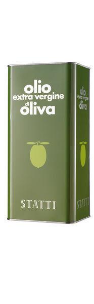 Statti Olio Extra Vergine di Oliva (5l) 2018 Statti