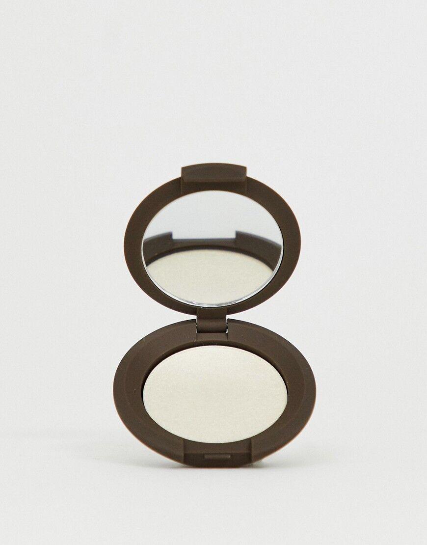 BECCA – Schimmernde Haut-Perfektion – Gepresster Mini-Highlighter – Vanilla Quartz-Beige