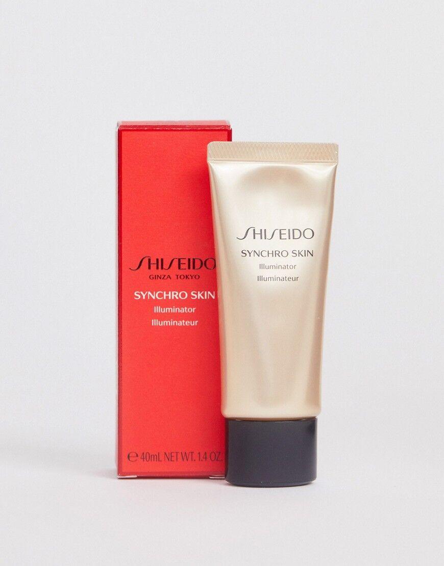 Shiseido – Synchro Skin Illuminator, Pure Gold, 40 ml