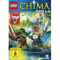 peder pedersen - lego legends of chima 1-3 [special edition] [3 dvds] - preis vom 28.10.2020 05:53:24 h
