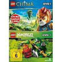 michael hegner - lego: legends of chima, dvd 1 / lego ninjago, dvd 1 - preis vom 28.10.2020 05:53:24 h
