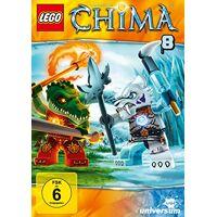 peder pedersen - lego: legends of chima - dvd 8 - preis vom 28.10.2020 05:53:24 h