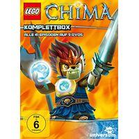 peder pedersen - lego: legends of chima - komplettbox [9 dvds] - preis vom 28.10.2020 05:53:24 h
