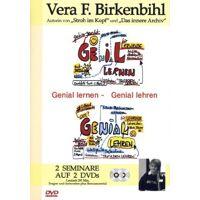 birkenbihl, vera f. - birkenbihl - genial lernen - genial lehren [2 dvds] - preis vom 08.03.2021 05:59:36 h