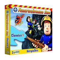 feuerwehrmann sam - feuerwehrmann sam classics - hörspiel box 1 (3 cds) - preis vom 10.04.2021 04:53:14 h