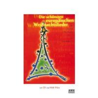 - die schönsten europäischen weihnachtslieder, m. audio-cd + diskette (midi files) - preis vom 10.04.2021 04:53:14 h