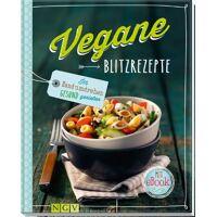 - vegane blitzrezepte - mit ebook: im handumdrehen gesund genießen - preis vom 18.09.2020 04:49:37 h