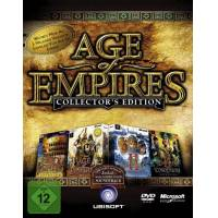 ubisoft - age of empires - collector's edition [software pyramide] - preis vom 28.10.2020 05:53:24 h