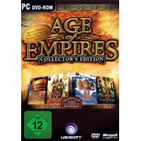 ubisoft - age of empires collectors edition - preis vom 28.10.2020 05:53:24 h