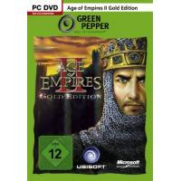 ubisoft - age of empires 2 - gold edition [software pyramide] - preis vom 28.10.2020 05:53:24 h
