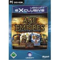 ubisoft - age of empires - collectors edition [ubi soft exclusive] - preis vom 28.10.2020 05:53:24 h