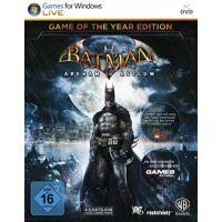 warner bros. - batman: arkham asylum - game of the year edition [software pyramide] - preis vom 23.09.2021 04:56:55 h