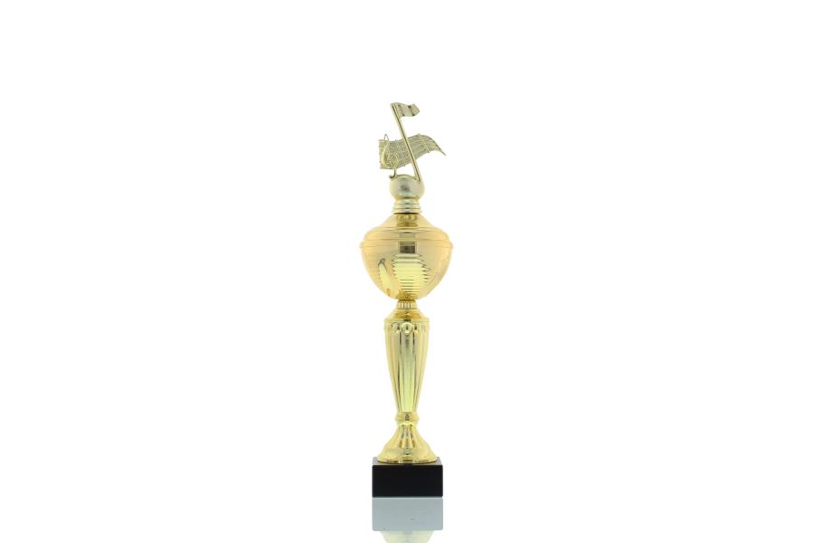 Helm Trophy Pokal Camilla - Gesang-Musik Note 38,0cm