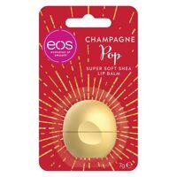 eos winter champagne pop lip balm (7g)