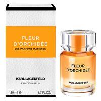 karl lagerfeld fleur d'orchidée eau de parfum (50 ml)