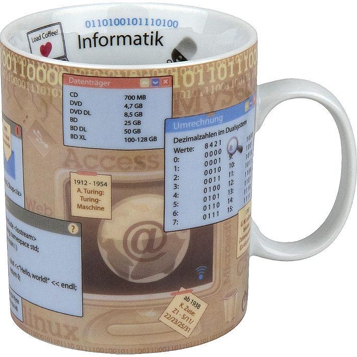 Könitz Kaffeebecher Informatik