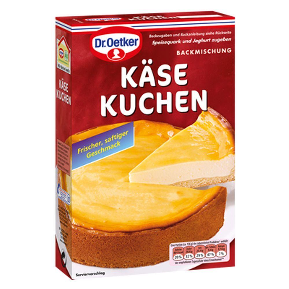 Dr. Oetker 570 g Dr. Oetker Backmischung Käse Kuchen