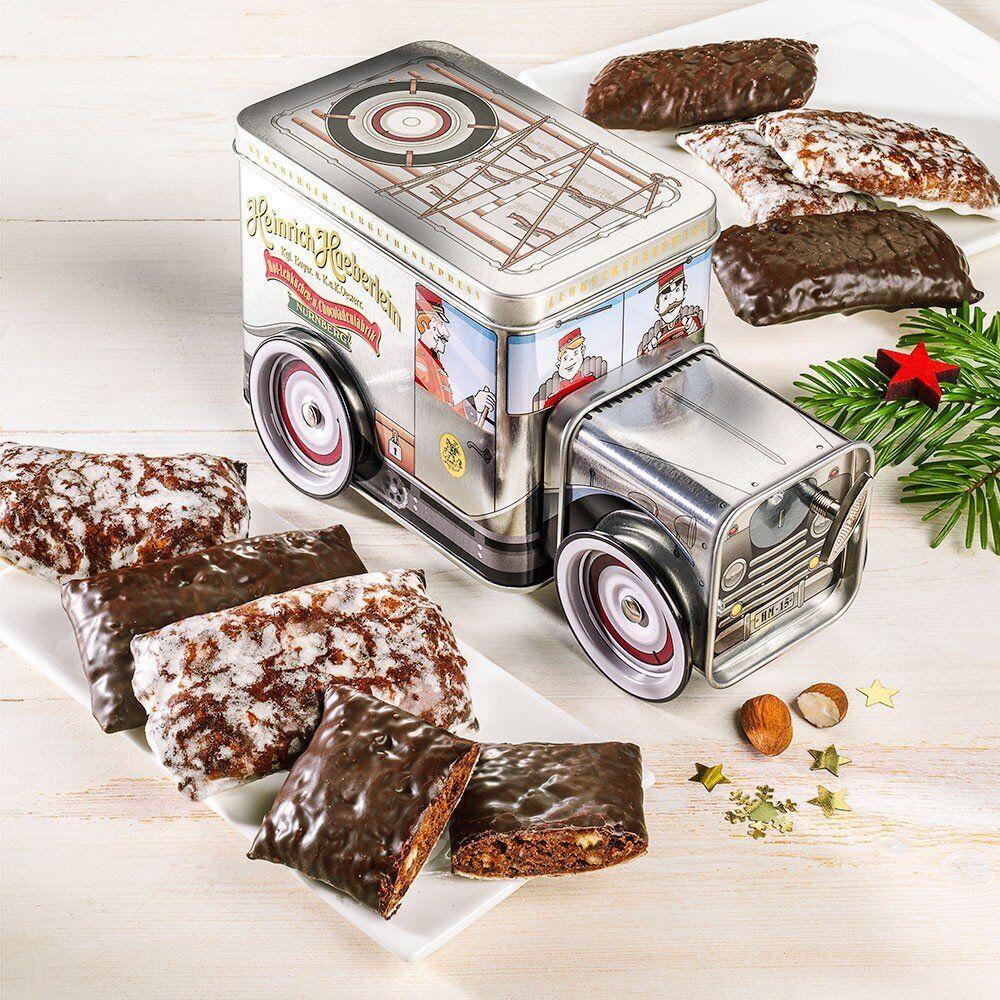 Lambertz Lebkuchen-Express mit Spieluhr