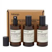 aēsop states of being: aromatique room spray trio 3 x 50ml