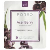 foreo acai berry ufo/ufo mini firming face mask for ageing skin 6stück