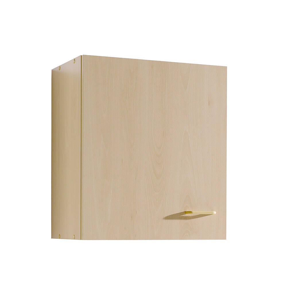 Küchen-Hängeschrank 50 cm 1-türig SALERNO-03 Buche Dekor