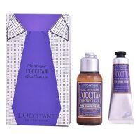 l'occitane set mit herrenkosmetik gentleman loccitane 2 pcs