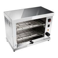 royal catering salamander grill - 2 etagen - 3.250 watt 10010078