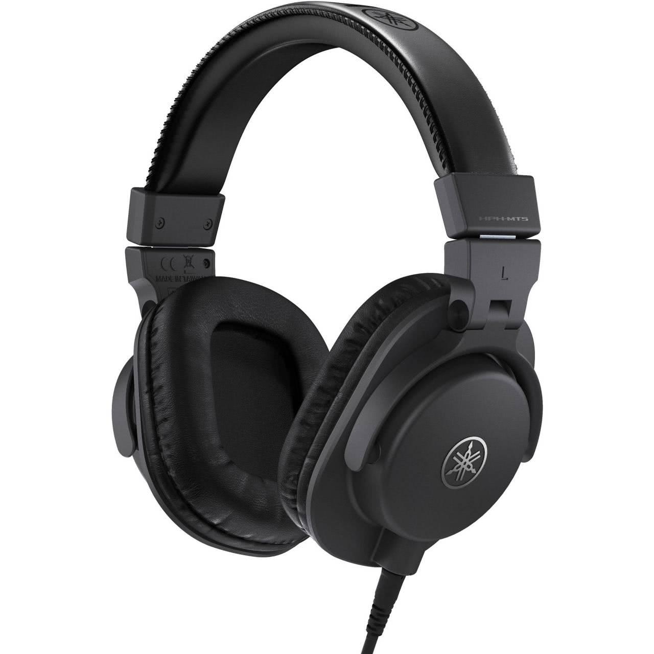 Yamaha HPH-MT5 schwarz