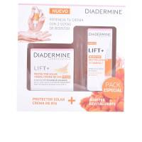 diadermine lift + booster vitamina c set  2 pz