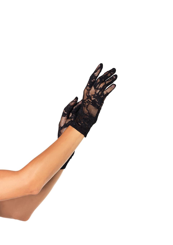 Leg Avenue Wrist Length Stretch Gloves