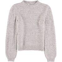 garcia jeans rundhalspullover »pullover für mädchen«