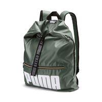 puma tagesrucksack »damen prime street 2-way rucksack«, grün