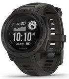 Garmin 010-02064-00 Instinct Outdoor-Smartwatch Schiefergrau - Schwarz (010-02064-00)