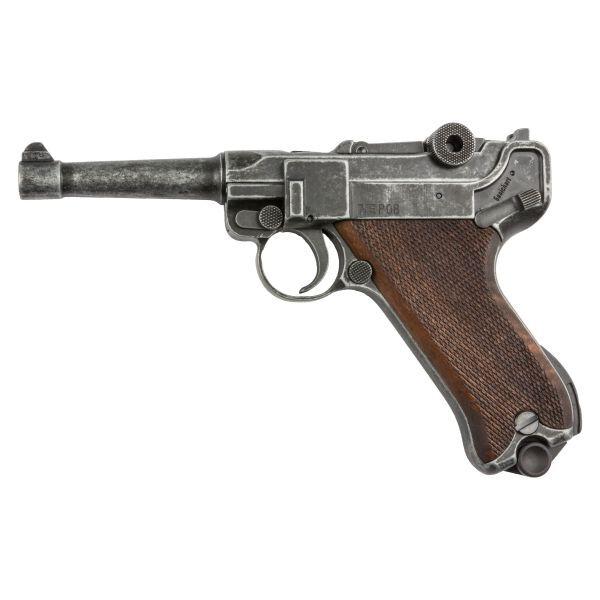 Pistole ME P08 antiklook