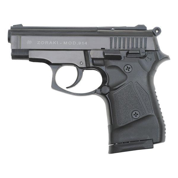 Zoraki Pistole Zoraki Mod. 914 brüniert schwarz