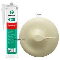 Ramsauer 420 Kachelofen florella 1K Acryl Dichtstoff 310ml Kartusche