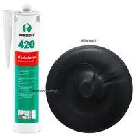 Ramsauer 420 Kachelofen ultramarin 1K Acryl Dichtstoff 310ml Kartusche
