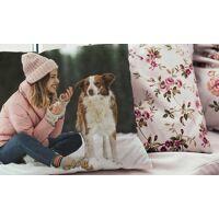 photo gifts personalisiertes fotokissen 30 x 30 cm oder 40 x 40 cm von photo gifts (80% sparen*)