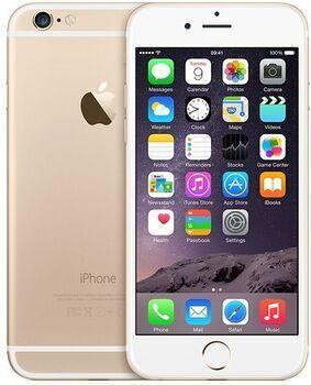 Apple Wie neu: iPhone 6   64 GB   gold
