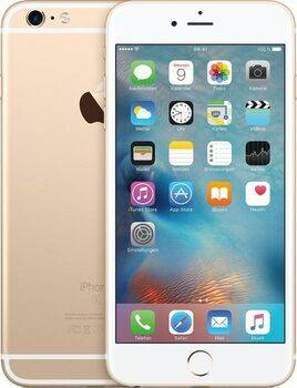 Apple Wie neu: iPhone 6s Plus   64 GB   gold